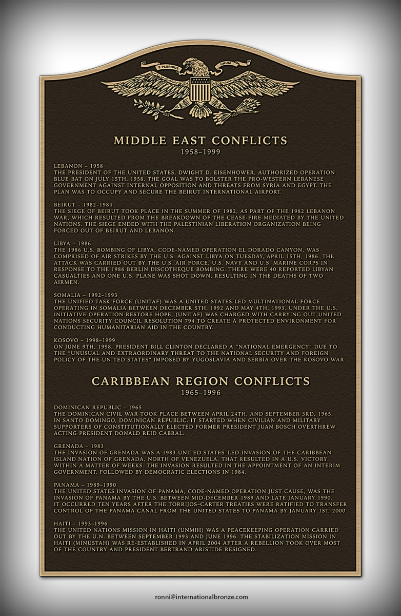 Middle East Caribbean